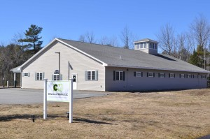 Our Facility Located In Hampden and Northport Maine